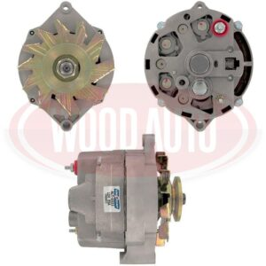 Generator GM 63A Extern regulator