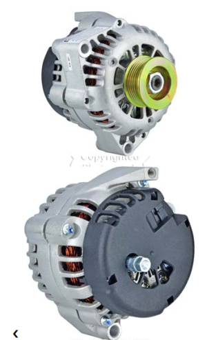 Generator Chevrolet 180A