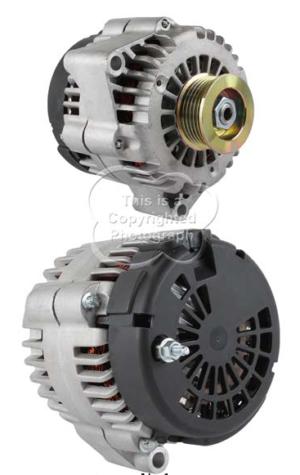 Generator Chevrolet 200A